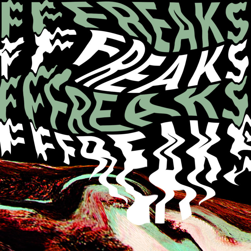 FFFreaks - Black Leather Jacket
