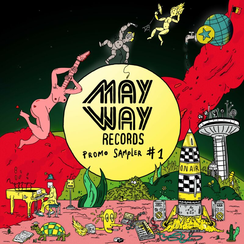 Mayway Records Sampler #1