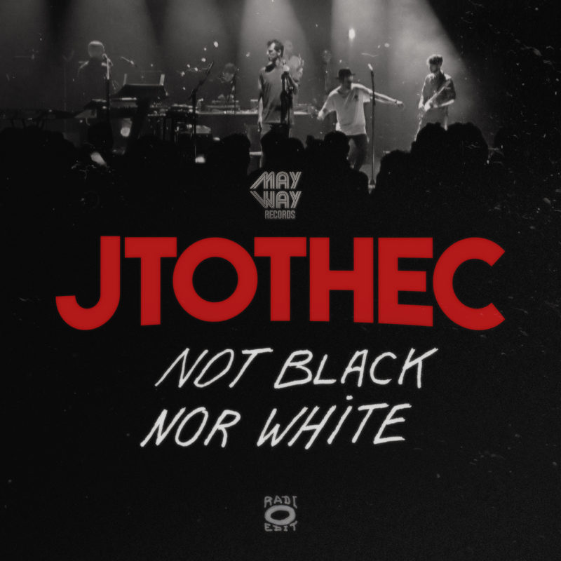 Not Black, Nor White - JTOTHEC